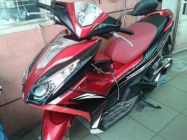 Honda airblade 2013 phien ban remote zin moi 90 ngay chu