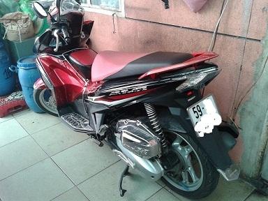 Honda airblade 2013 phien ban remote zin moi 90 ngay chu - 2