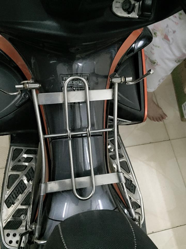Honda airblade fi thai den cam con dan keo - 2