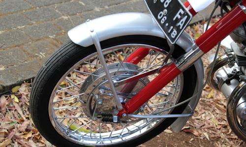 Honda CB72 xe co hang hiem o Indonesia gia 11000 USD - 6