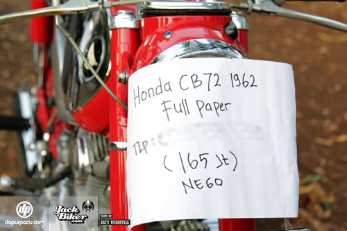 Honda CB72 xe co hang hiem o Indonesia gia 11000 USD - 16