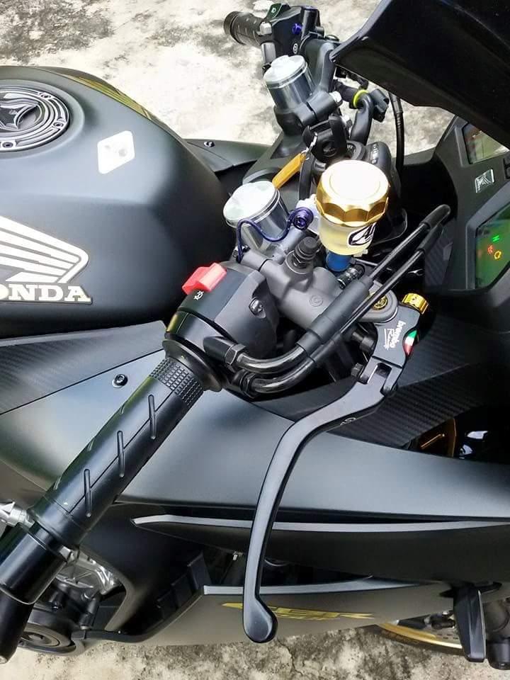 Honda CBR 650F do dep cung nhieu do choi hieu tai Thailan - 3
