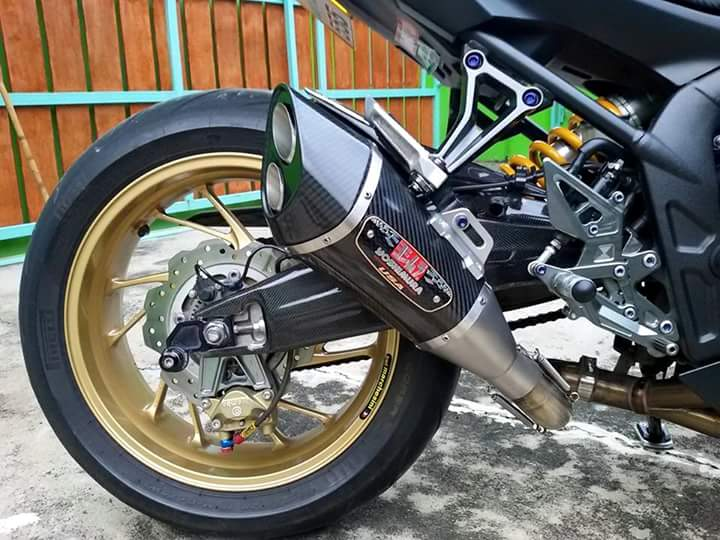Honda CBR 650F do dep cung nhieu do choi hieu tai Thailan - 4