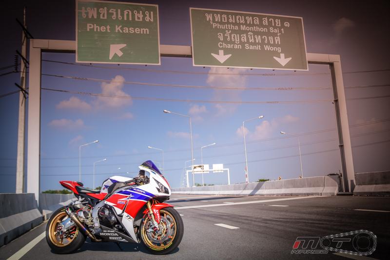 Honda CBR1000RR FireBlade SP do full Option tai Thai