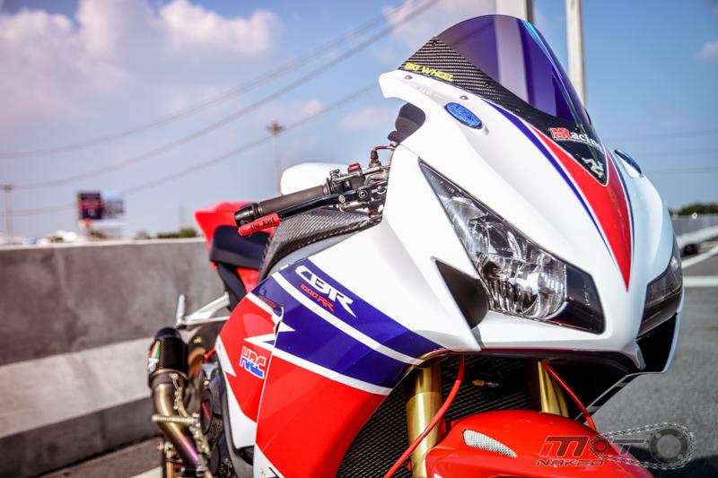 Honda CBR1000RR FireBlade SP do full Option tai Thai - 2