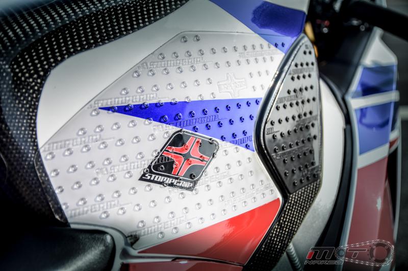 Honda CBR1000RR FireBlade SP do full Option tai Thai - 6