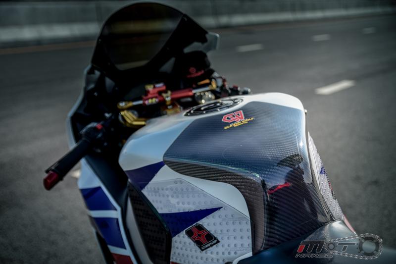Honda CBR1000RR FireBlade SP do full Option tai Thai - 7
