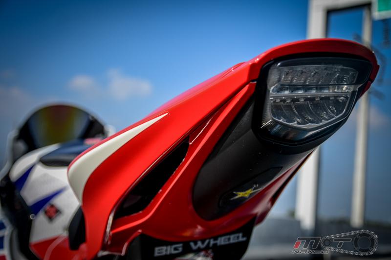 Honda CBR1000RR FireBlade SP do full Option tai Thai - 9