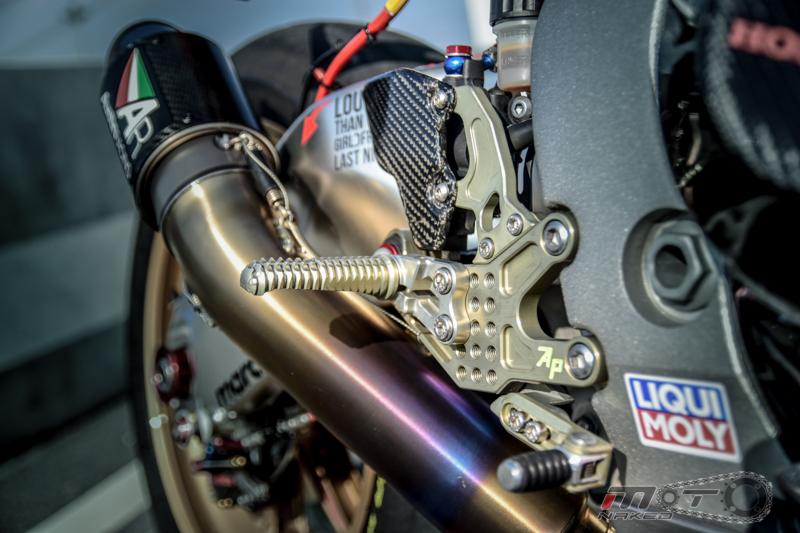 Honda CBR1000RR FireBlade SP do full Option tai Thai - 10