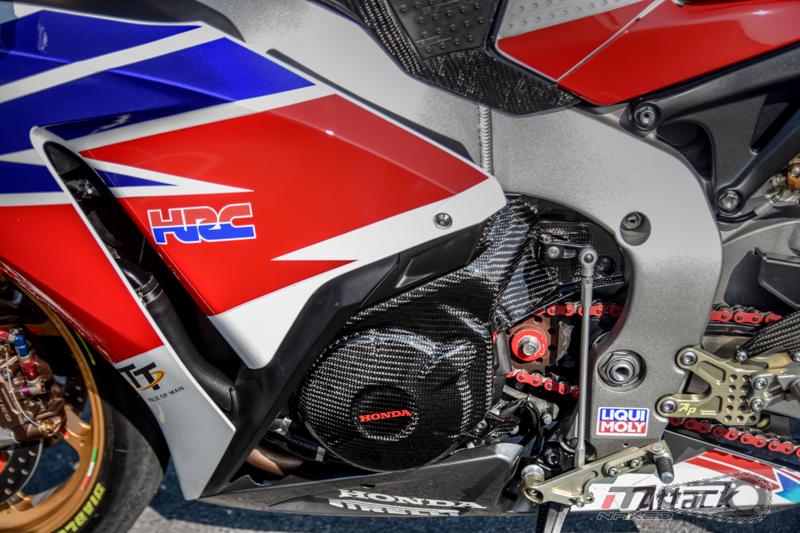 Honda CBR1000RR FireBlade SP do full Option tai Thai - 15