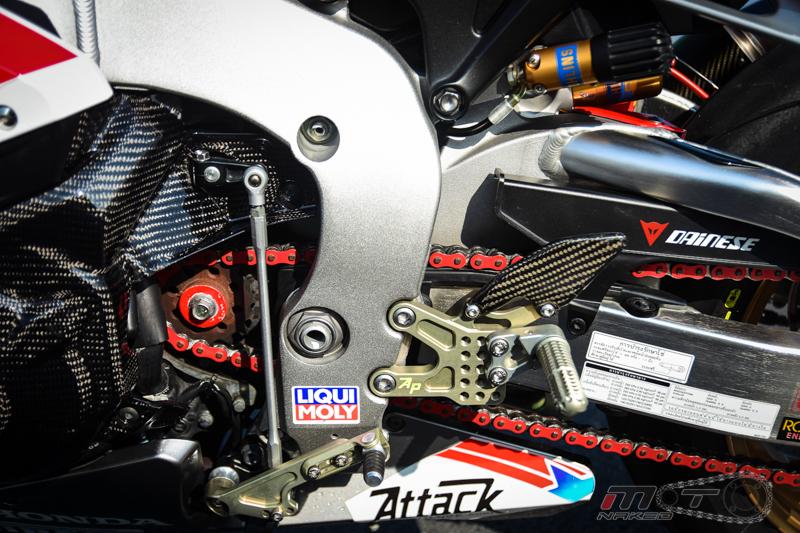 Honda CBR1000RR FireBlade SP do full Option tai Thai - 17