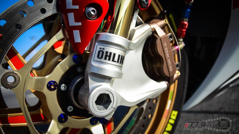 Honda CBR1000RR FireBlade SP do full Option tai Thai - 18