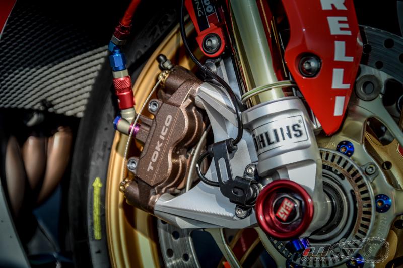 Honda CBR1000RR FireBlade SP do full Option tai Thai - 20
