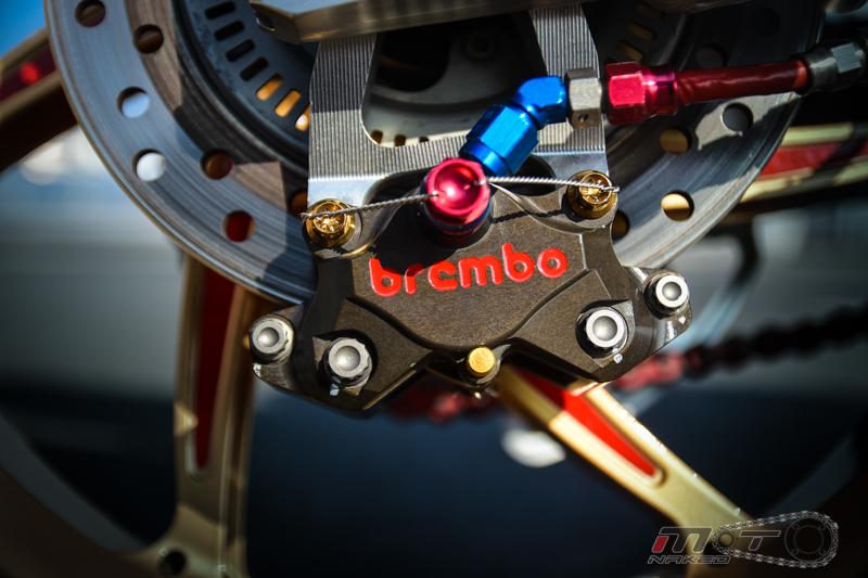 Honda CBR1000RR FireBlade SP do full Option tai Thai - 23