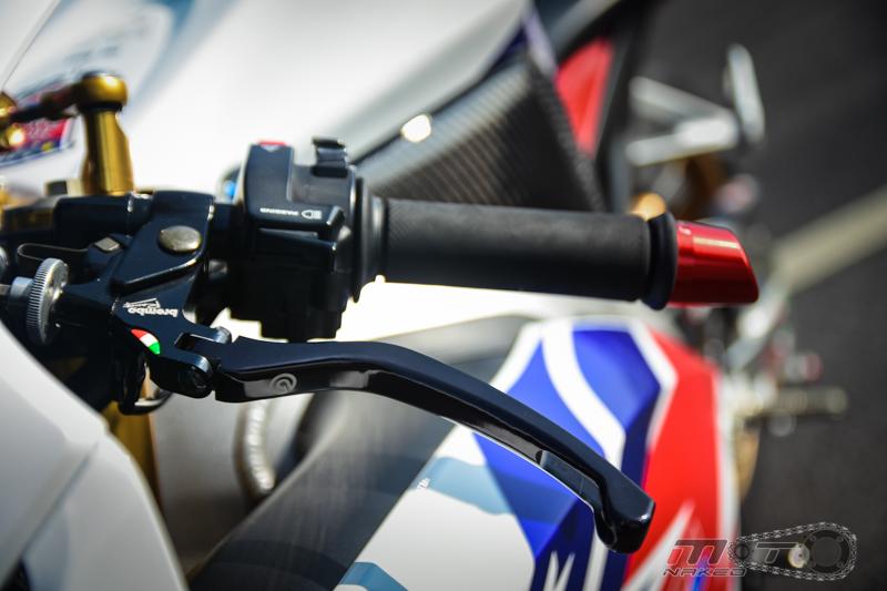 Honda CBR1000RR FireBlade SP do full Option tai Thai - 25