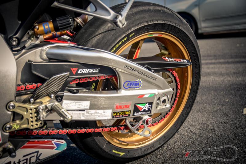 Honda CBR1000RR FireBlade SP do full Option tai Thai - 26