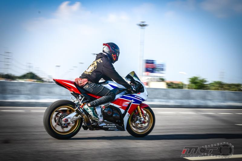 Honda CBR1000RR FireBlade SP do full Option tai Thai - 29