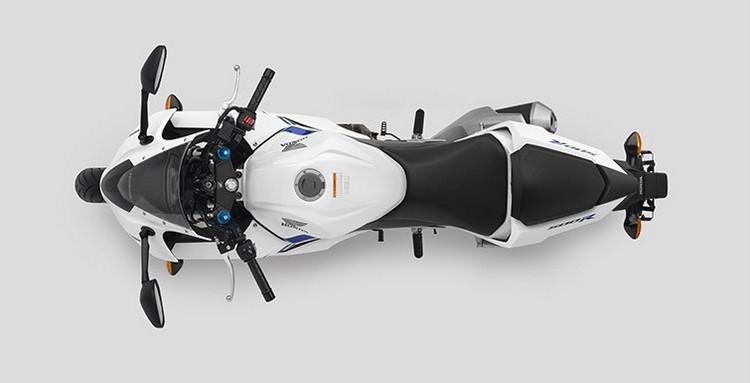 Honda CBR500R 2016 chinh thuc ra mat voi thiet ke an tuong - 12