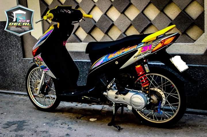 Honda click phien ban duoc coi la kieng nhe - 4