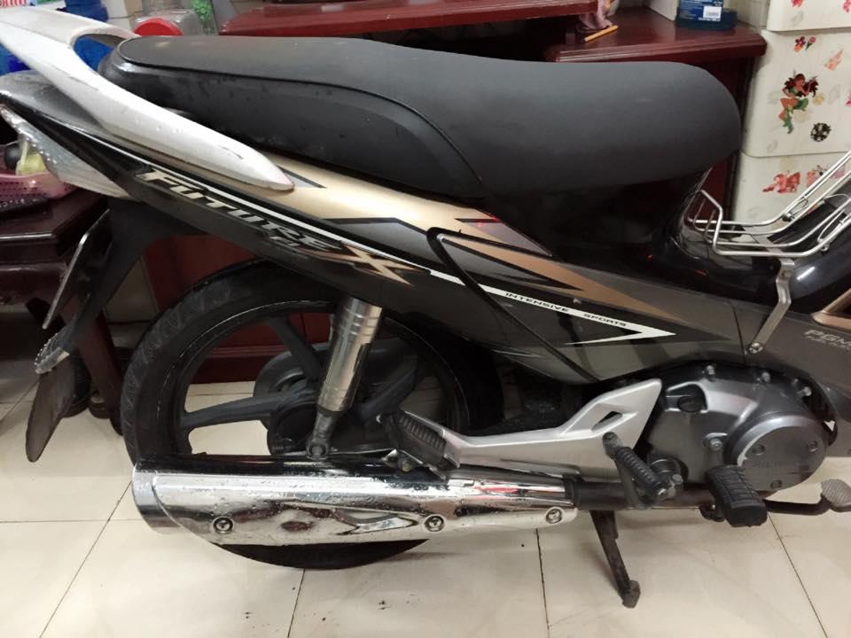 Honda Future X 125 fi banh mam chinh chu bstp - 2