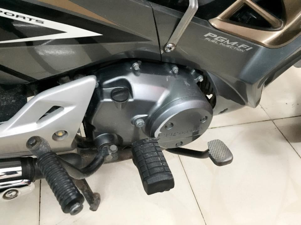 Honda Future X 125 fi banh mam chinh chu bstp - 4