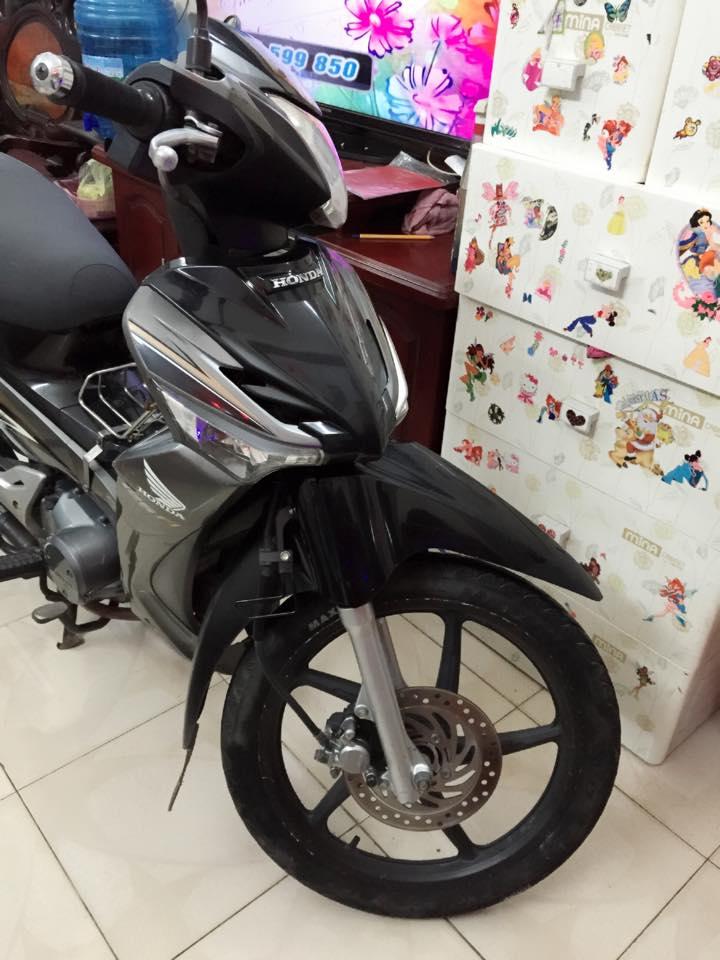 Honda Future X 125 fi banh mam chinh chu bstp - 5