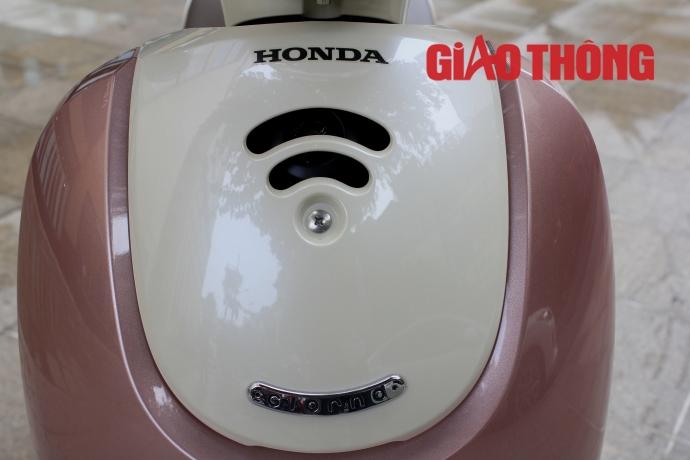 Honda Giorno 2015 xe tay ga danh cho nguoi khong co bang lai - 7