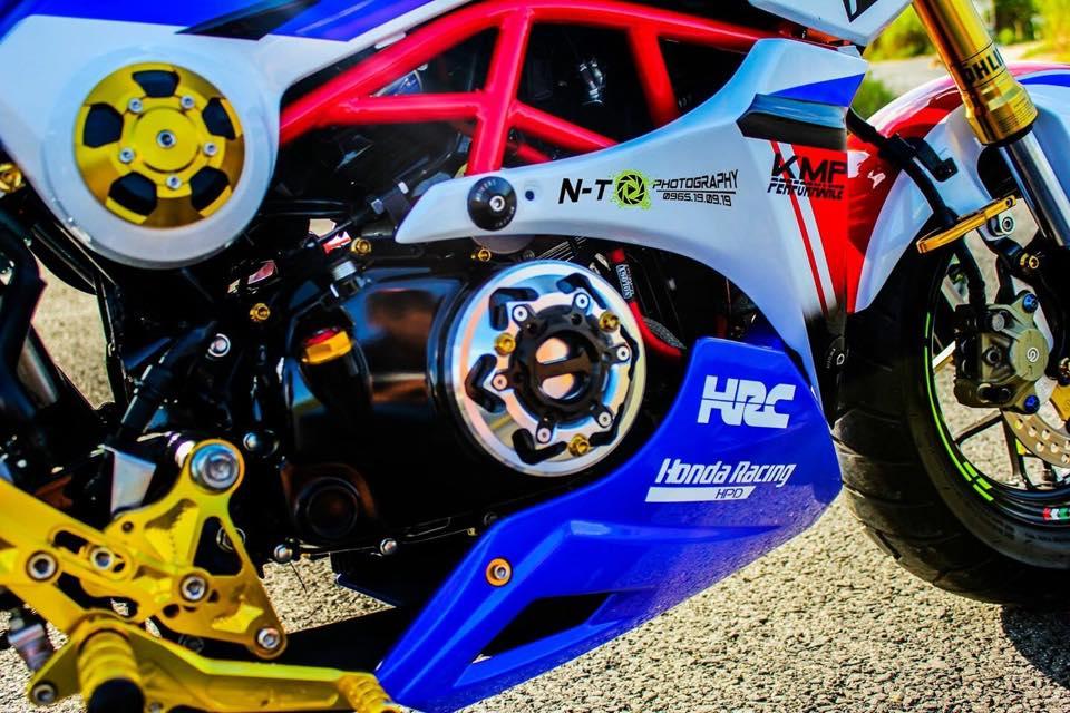 Honda MSX do dep mat trong phien ban HRC - 4