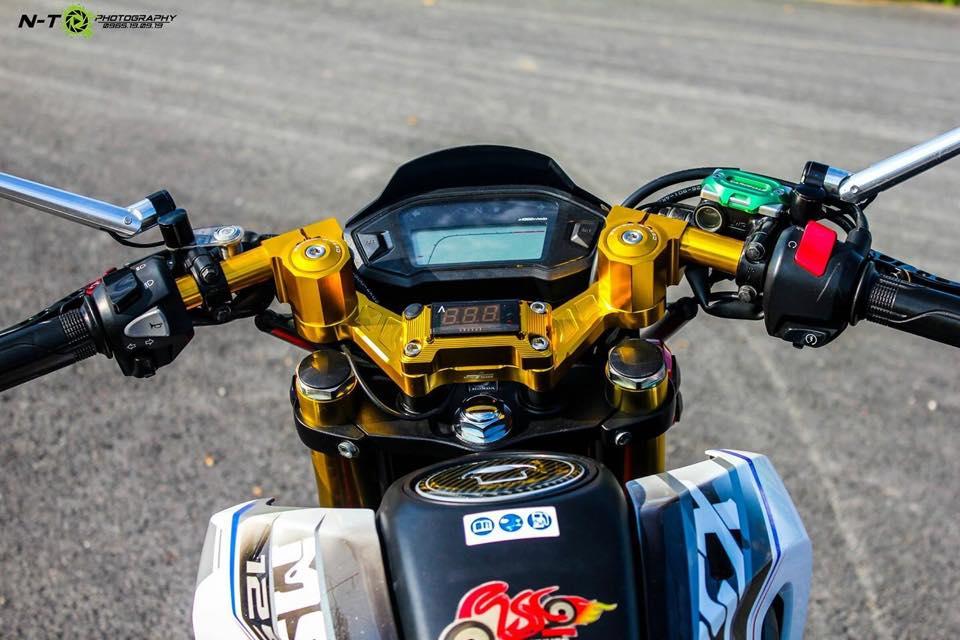 Honda MSX do dep mat trong phien ban HRC - 5