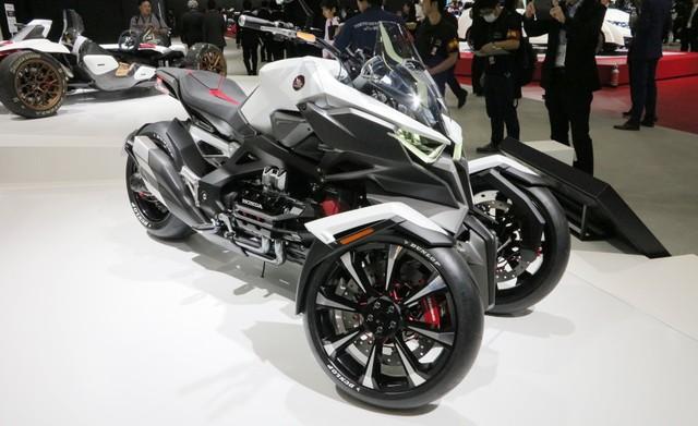 Honda Neowing mau mo to 3 banh voi thiet ke dep khong tuong - 3