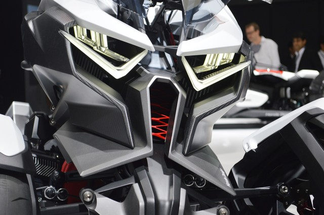 Honda Neowing mau mo to 3 banh voi thiet ke dep khong tuong - 6