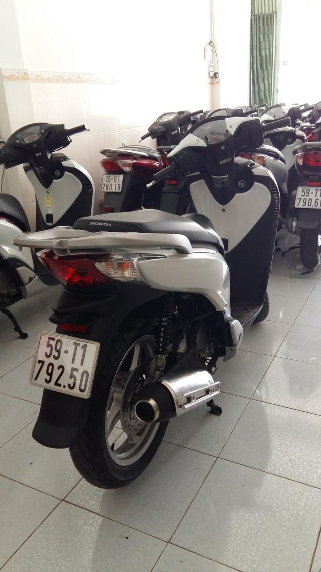Honda Sh125i vn dk 122011 so dau 5011 - 2