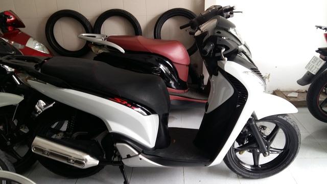 Honda Sh125i vn mau y doi 2010 - 3