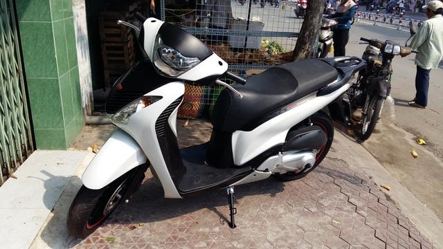 Honda Sh150i vn dk 72011 mau DH mickey - 5