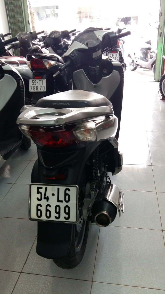 Honda Sh150i vn dk 82010 bstp vip - 2