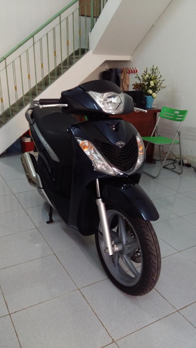 Honda Sh150i xanh tiger dk 12010 bstp