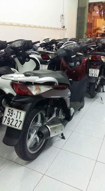 Honda Shi 150cc do do doi 2007 bstp - 2
