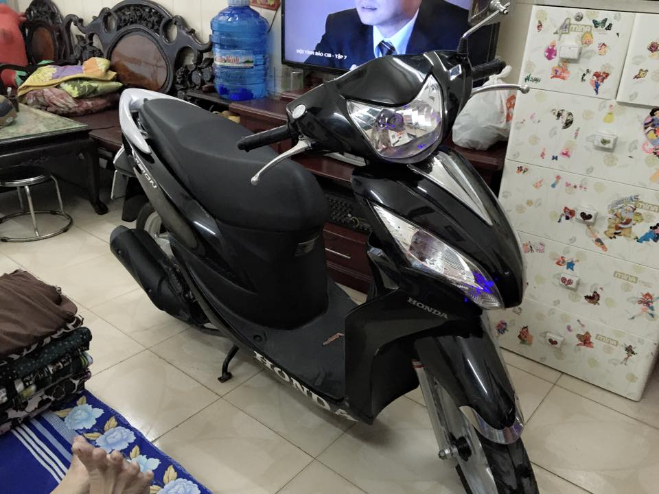 Honda Vision fi mau den chinh chu su dung - 3