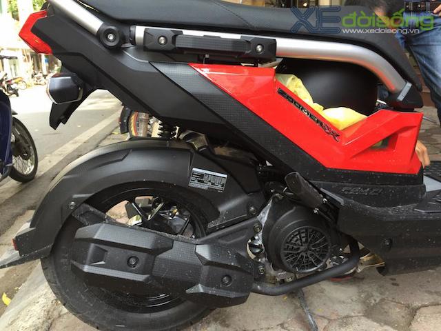 Honda Zoomer X 2016 gia 62 trieu dong tai Ha Noi - 2