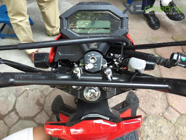 Honda Zoomer X 2016 gia 62 trieu dong tai Ha Noi - 3