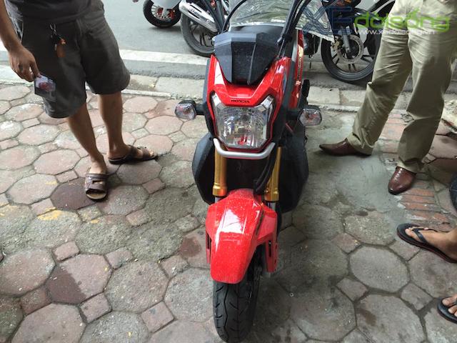 Honda Zoomer X 2016 gia 62 trieu dong tai Ha Noi - 5