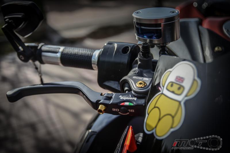 Kawasaki Z800 do cuc chat voi phien ban Street Racing - 5