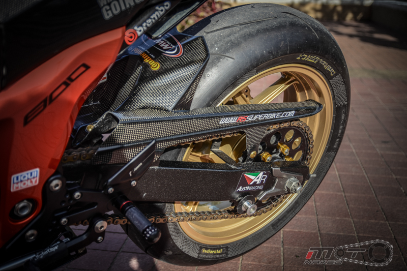 Kawasaki Z800 do cuc chat voi phien ban Street Racing - 27