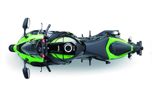Kawasaki ZX10R 2016 superbike thay doi toan dien - 5