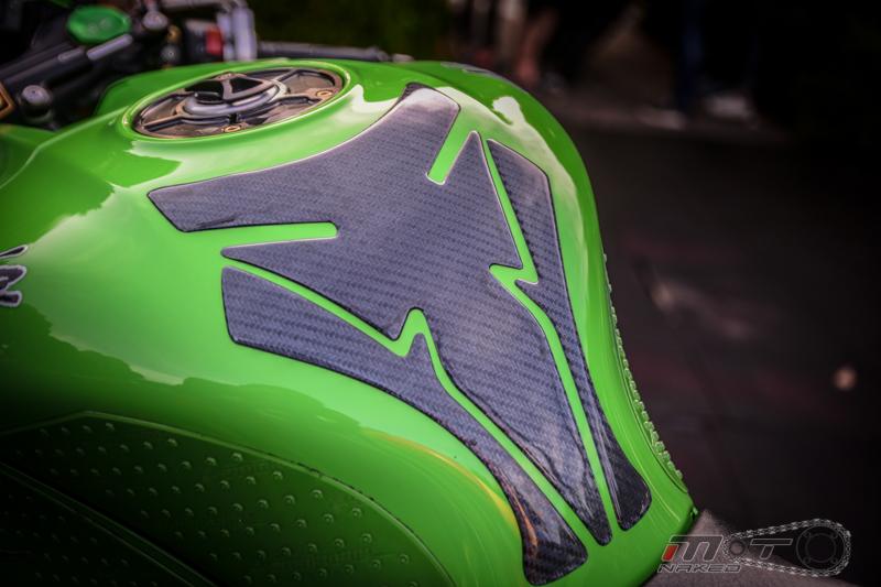 Kawasaki Ninja ZX10R phien ban 30 nam do sanh dieu tren dat Thai - 5
