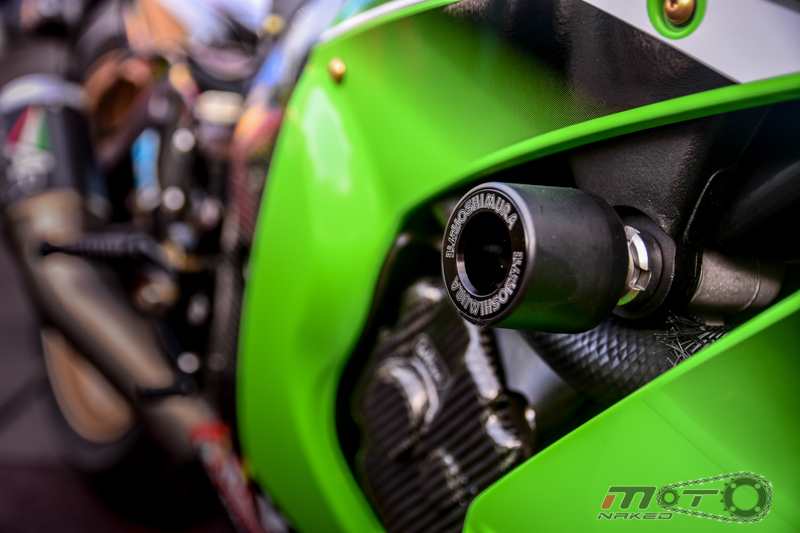 Kawasaki Ninja ZX10R phien ban 30 nam do sanh dieu tren dat Thai - 10