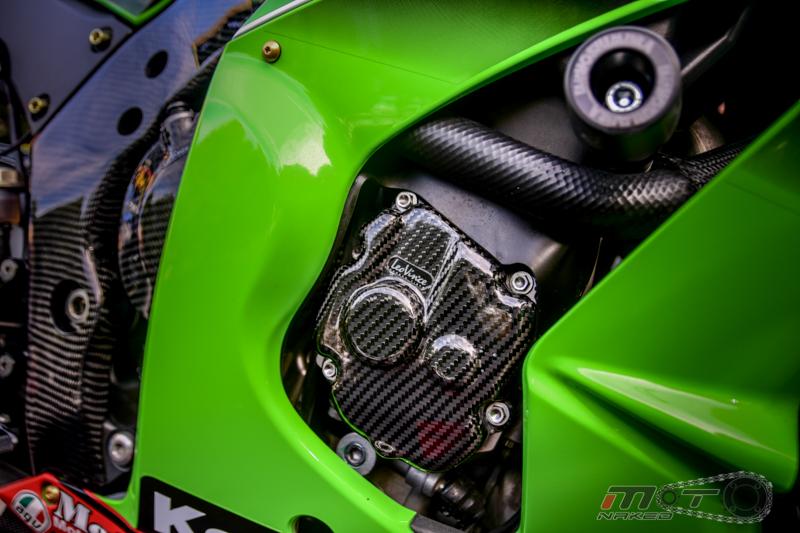 Kawasaki Ninja ZX10R phien ban 30 nam do sanh dieu tren dat Thai - 16