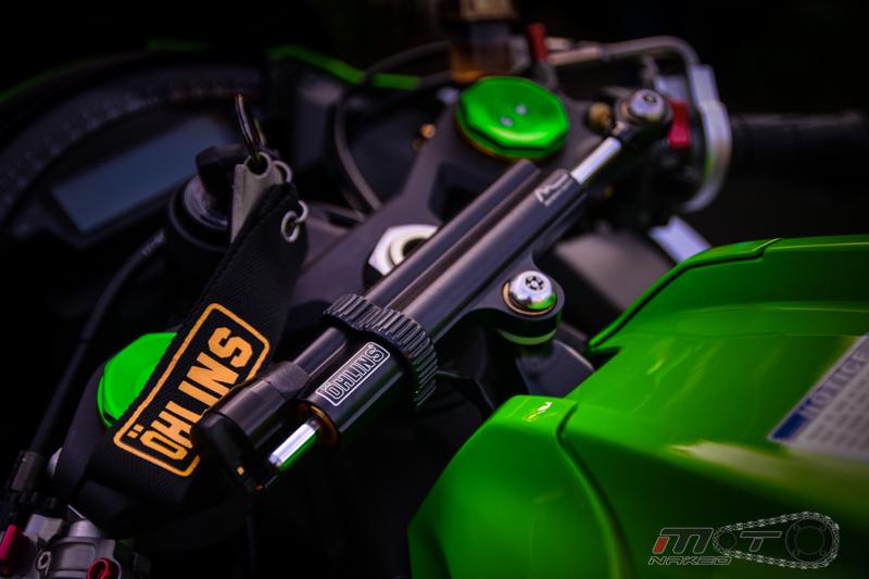 Kawasaki Ninja ZX10R phien ban 30 nam do sanh dieu tren dat Thai - 19