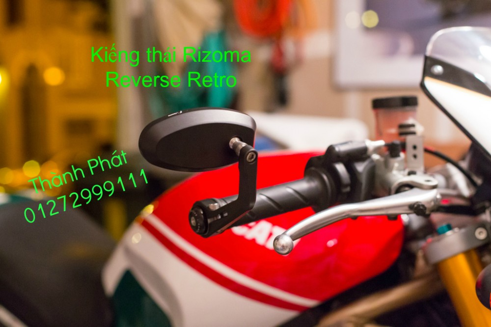 Kieng Thai RIZOMA 744 851 TOMOK CLASS Radial Nake ELisse iphone DNA Kieng gu CRG - 12