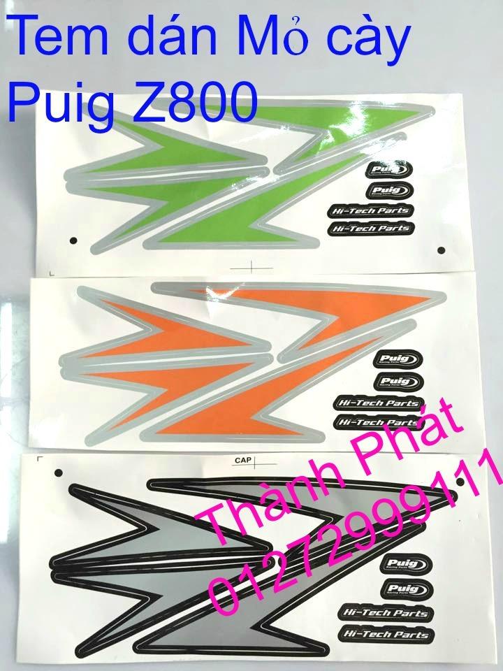 Chan bun sau che cho Z1000 2014 2012 Z800 CB1000 Hyperstrada motard M795 KTM Duke 125 200 B - 40